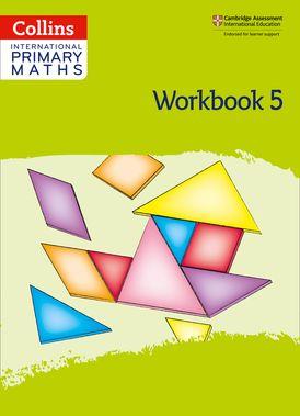 Collins International Primary Maths – International Primary Maths Workbook: Stage 5