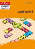 Collins International Primary Maths – International Primary Maths Workbook: Stage 6 Paperback  by Paul Hodge