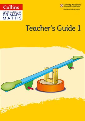 Collins International Primary Maths – International Primary Maths Teacher's Guide: Stage 1