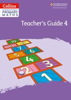 Collins International Primary Maths – International Primary Maths Teacher's Guide: Stage 4