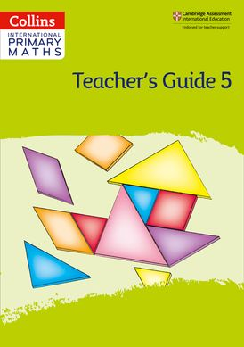 Collins International Primary Maths – International Primary Maths Teacher's Guide: Stage 5