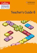 Collins International Primary Maths – International Primary Maths Teacher's Guide: Stage 6 Paperback  by Paul Hodge