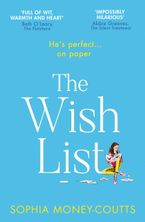 The Wish List Hardcover  by Sophia Money-Coutts