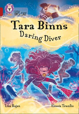 Tara Binns: Daring Diver: Band 14/Ruby (Collins Big Cat)