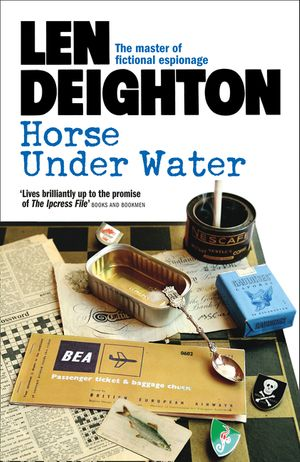 Horse Under Water book image