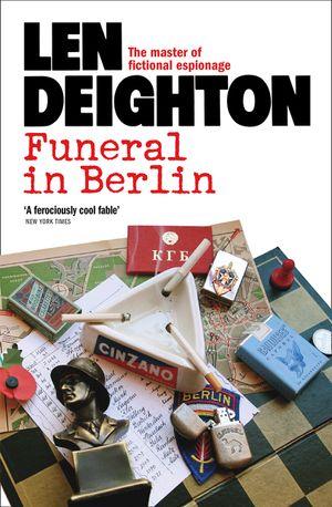 Funeral in Berlin book image
