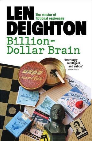 Billion-Dollar Brain book image