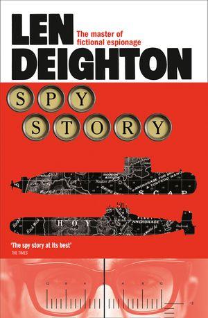 Spy Story book image