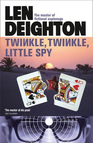 Twinkle Twinkle Little Spy book image