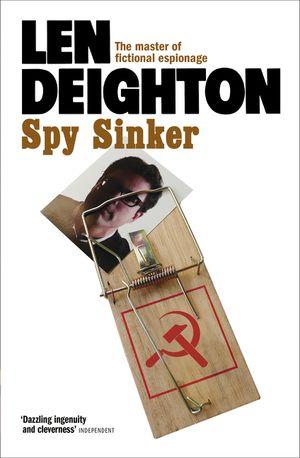 Spy Sinker book image