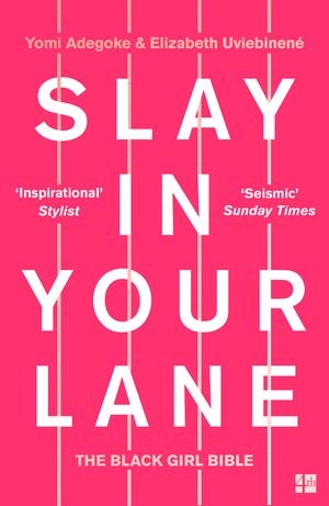 Slay In Your Lane: The Black Girl Bible book image