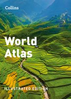 Collins World Atlas: Illustrated Edition Paperback  by Collins Maps