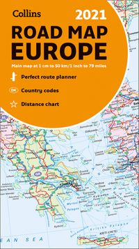 map-of-europe-2021-folded-road-map-collins-road-atlas