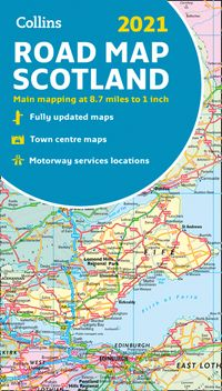 map-of-scotland-2021-folded-road-map-collins-road-atlas