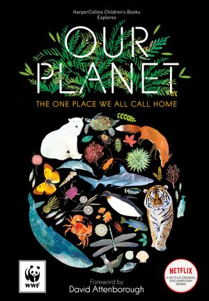 Our Planet: The One Place We All Call Home book image