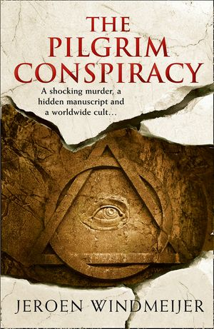 The Pilgrim Conspiracy book image