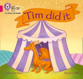 Collins Big Cat Phonics for Letters and Sounds – Tim did it!: Band 01A/Pink A