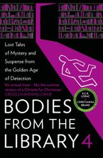 Bodies from the Library 4 Hardcover  by Tony Medawar