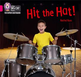 Collins Big Cat Phonics for Letters and Sounds – Hit the Hat!: Band 1B/Pink B