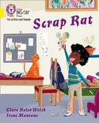 Collins Big Cat Phonics for Letters and Sounds – Scrap Rat: Band 3/Yellow