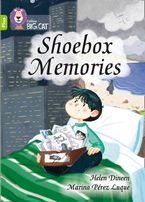 Shoebox Memories: Band 11+/Lime Plus (Collins Big Cat) Paperback  by Helen Dineen