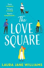 The Love Square Paperback  by Laura Jane Williams