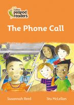 Collins Peapod Readers – Level 4 – The Phone Call