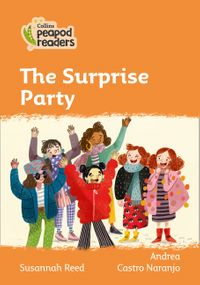 collins-peapod-readers-level-4-the-surprise-party