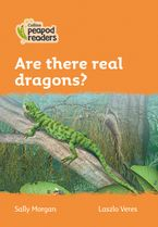 Collins Peapod Readers – Level 4 – Are there real dragons?