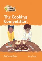 Collins Peapod Readers – Level 4 – The Cooking Competition