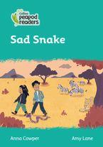 Collins Peapod Readers – Level 3 – Sad Snake