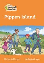 Collins Peapod Readers – Level 4 – Pippen Island Paperback  by Michaela Morgan