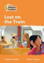 Collins Peapod Readers – Level 4 – Lost on the Train