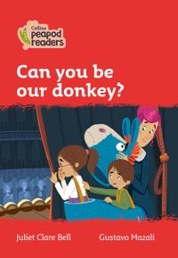 collins-peapod-readers-level-5-can-you-be-our-donkey