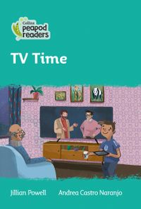 collins-peapod-readers-level-3-tv-time