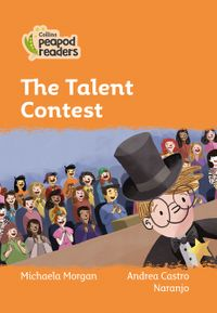 collins-peapod-readers-level-4-the-talent-contest