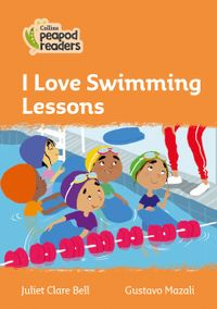 collins-peapod-readers-level-4-i-love-swimming-lessons