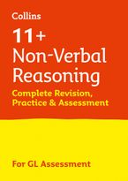 Collins 11+ – 11+ Non-Verbal Reasoning Complete Revision, Practice & Assessment for GL: For the 2021 GL Assessment Tests