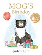Mog's Birthday Hardcover  by Judith Kerr