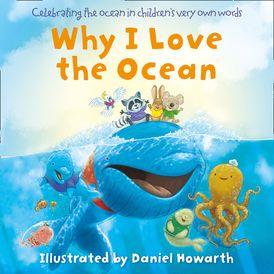 Why I Love the Ocean