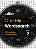 One Minute Wordsearch Book 2: 200 quickfire wordsearches (Collins Wordsearches) Paperback  by Collins Puzzles