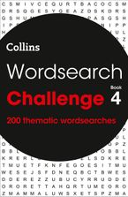 Wordsearch Challenge Book 4: 200 themed wordsearch puzzles Paperback  by Collins Puzzles