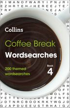 Coffee Break Wordsearches Book 4: 200 themed wordsearches (Collins Wordsearches)