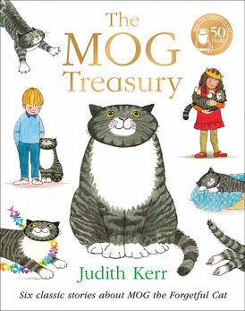 The Mog Treasury: Six Classic Stories About Mog the Forgetful Cat