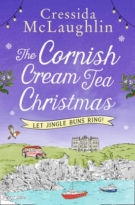 The Cornish Cream Tea Christmas: Part Two – Let Jingle Buns Ring!
