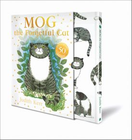Mog the Forgetful Cat Slipcase Gift Edition