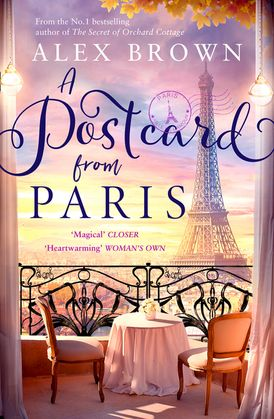 A Postcard from Paris (Postcard series, Book 2)