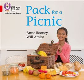 Collins Big Cat Phonics for Letters and Sounds – Pack for a Picnic: Band 02B/Red B