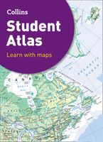 Collins Student Atlas (Collins Student Atlas) Hardcover  by Collins Maps