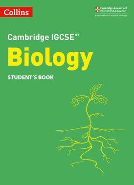 Cambridge IGCSE™ Biology Student's Book (Collins Cambridge IGCSE™)